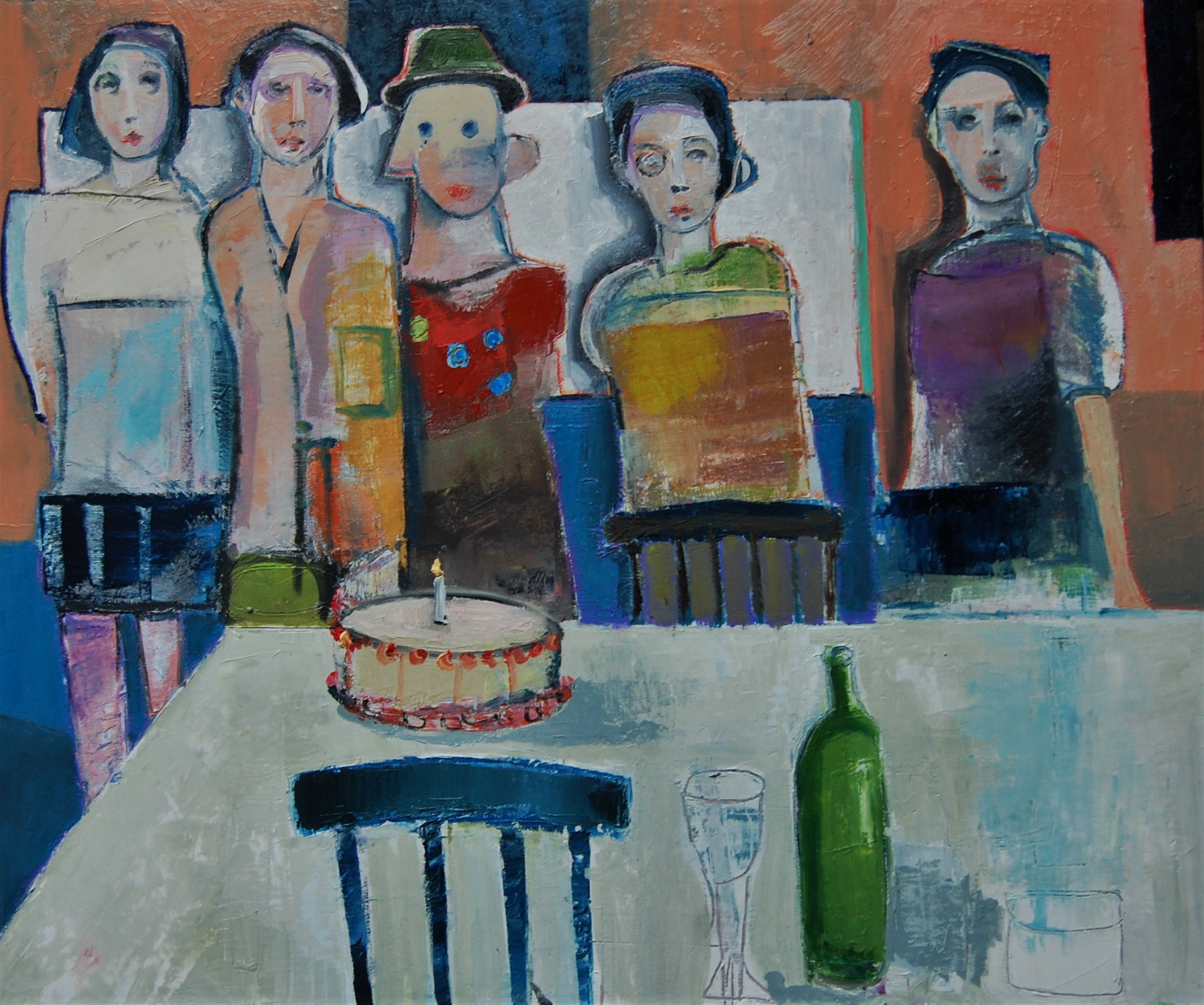 Christy Keeney - Party Guests