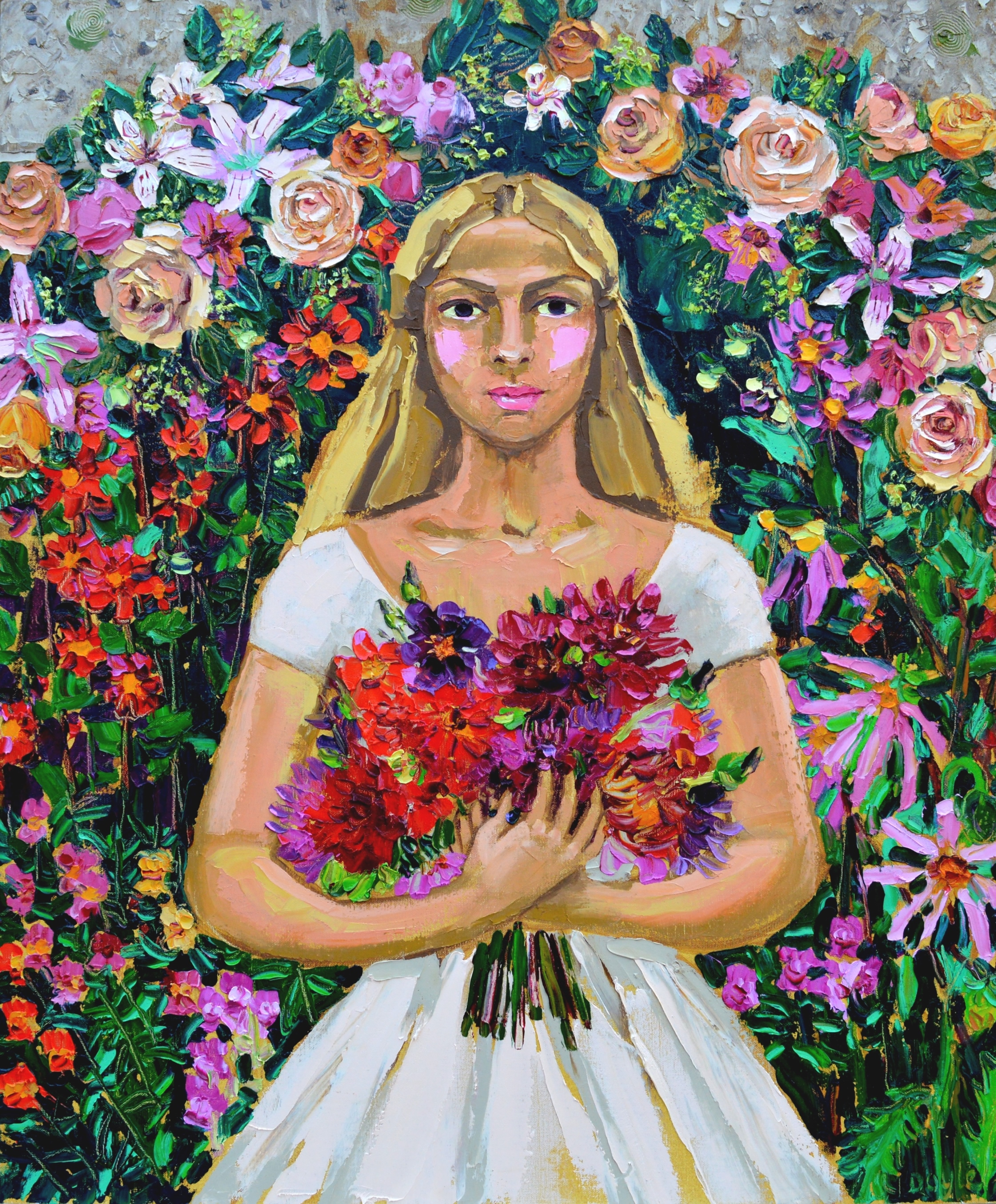 Lucy Doyle - Flowergirl