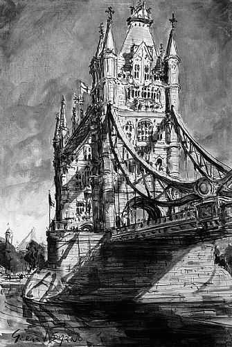 Unknown - Tower Bridge', London