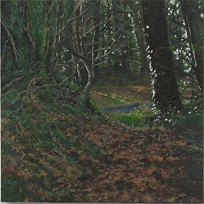 Geraldine O'Reilly Hynes - Forest Trail