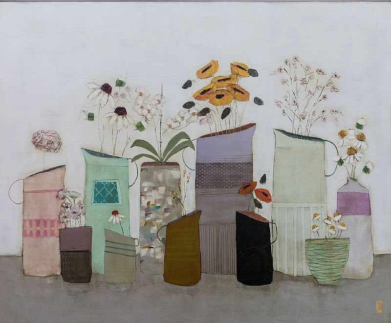 Eithne  Roberts - Summer shelf