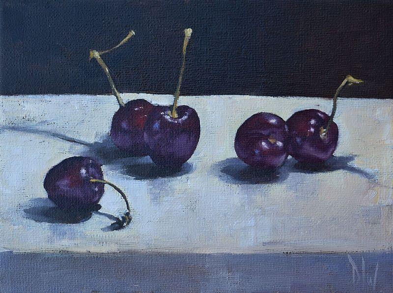 View Black Cherries