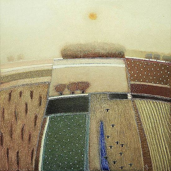Rob van Hoek - On sunlight wings