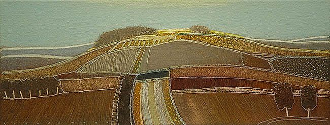 Rob van Hoek - A hilltop paved with gold
