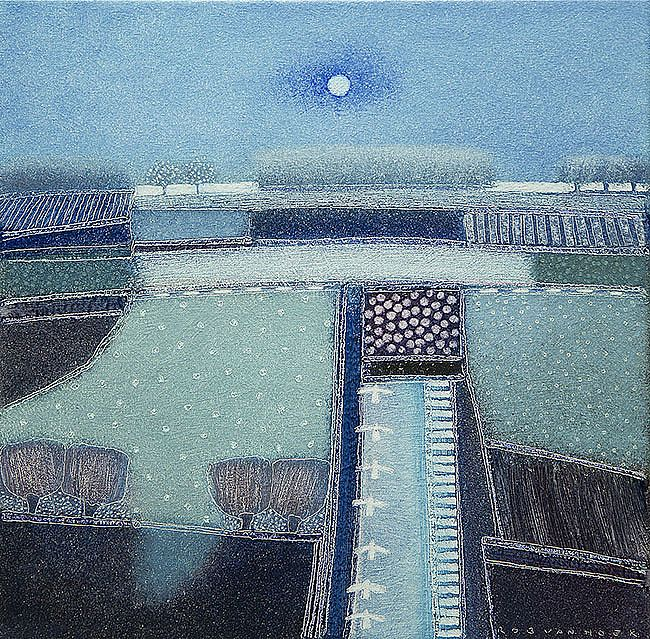 Rob van Hoek - Blue moon