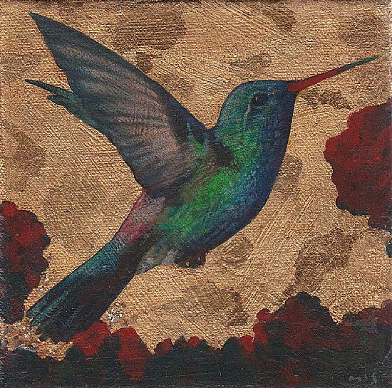 View Humming Bird III