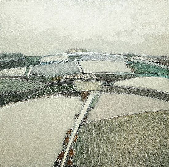 Rob van Hoek - Across the bleak landscape