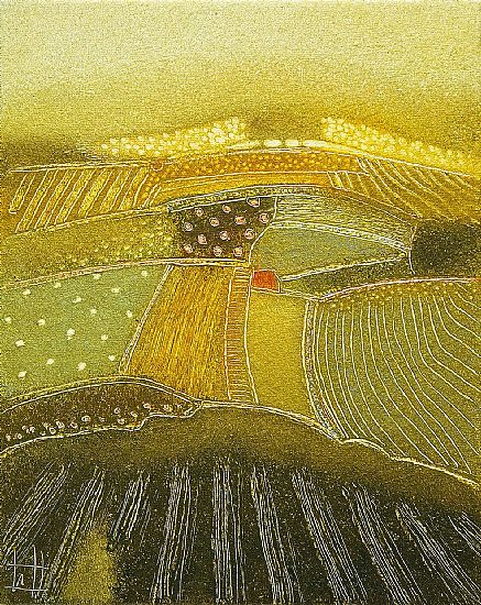 Rob van Hoek - Fields of gold