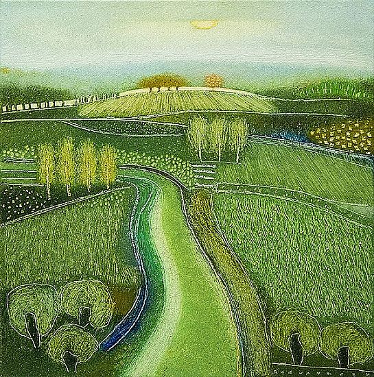 Rob van Hoek - The green river