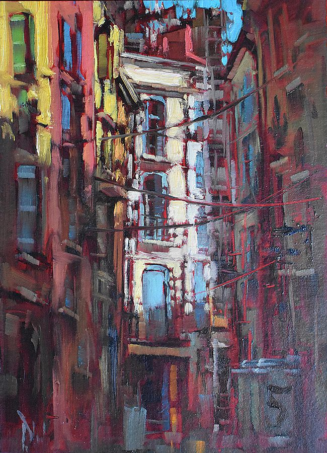 Dave West - Catalan Townhouses