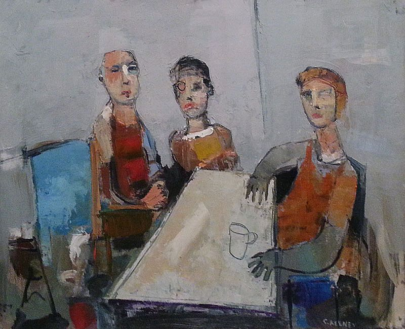 Christy Keeney - The Conversation