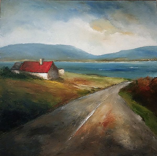The Road to the West by Padraig McCaul