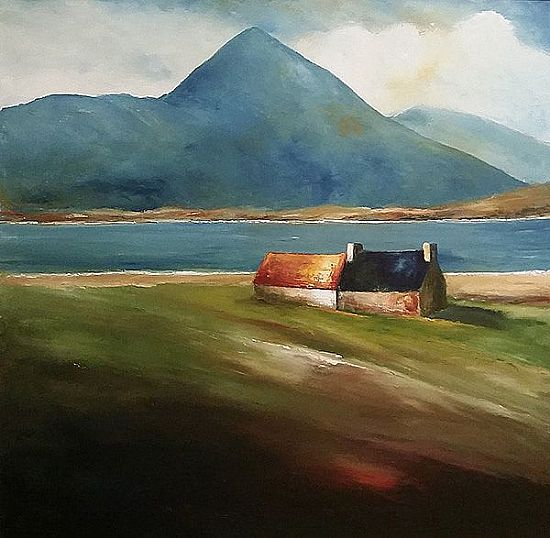 View Croagh Patrick Farmhouse