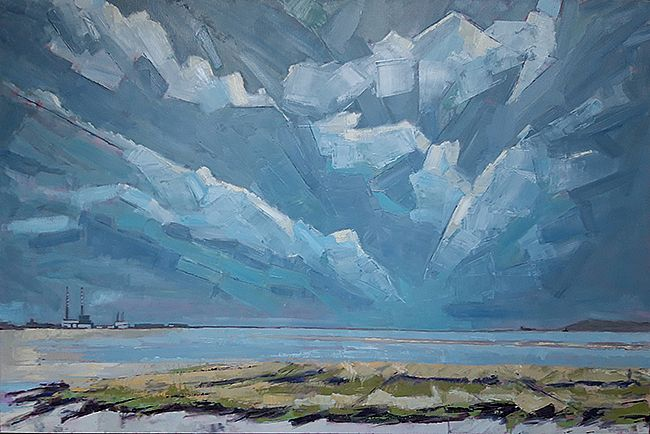 Isobel  Henihan - Storm Clouds