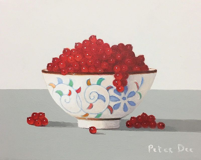 View Bowl of Redcurrants