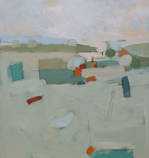 David O'Connor - The Old Copse at Rathbane
