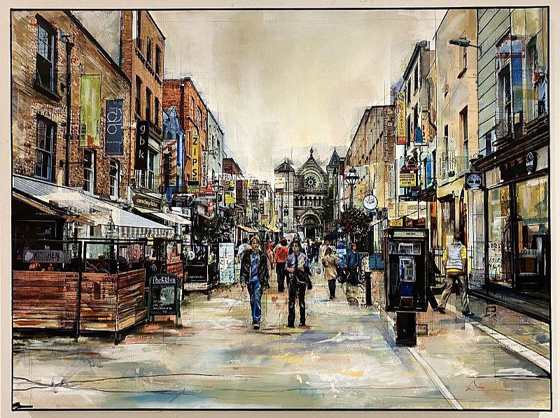 South Anne Street , Dublin