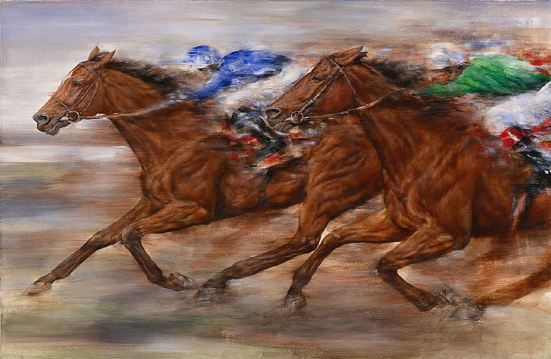 Gary  Benfield - Final Furlong