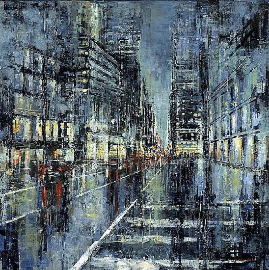 Nathan  Neven - A Night in Manhattan