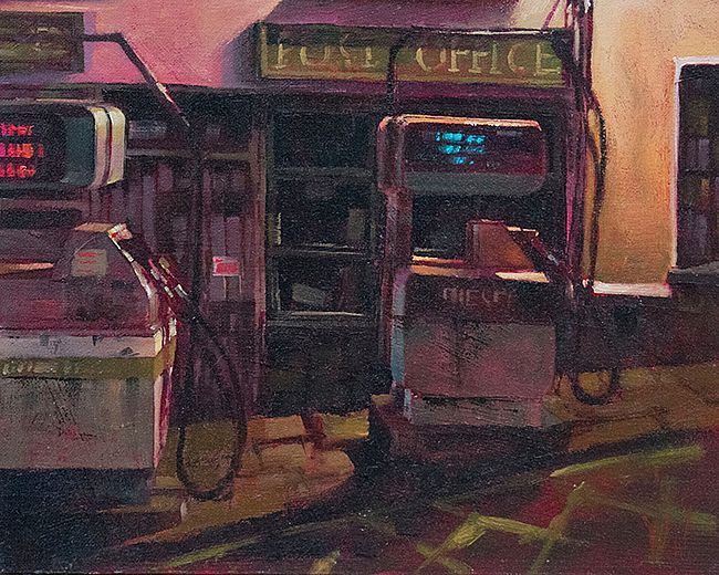 Dave West - Night, Post Office
