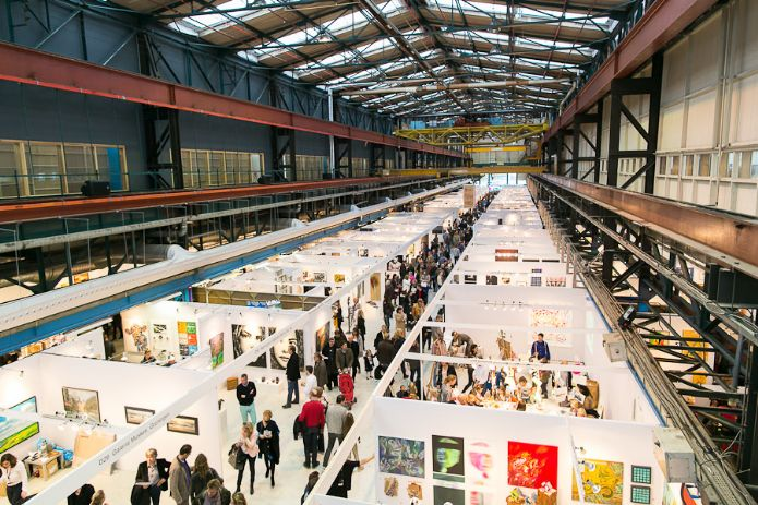 Amsterdam Affordable Art Fair 2019