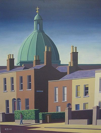 Alone in Rathmines by Hugh Frazer
