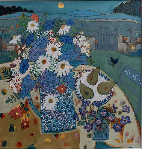Alison  Dickson - An Evening gathering