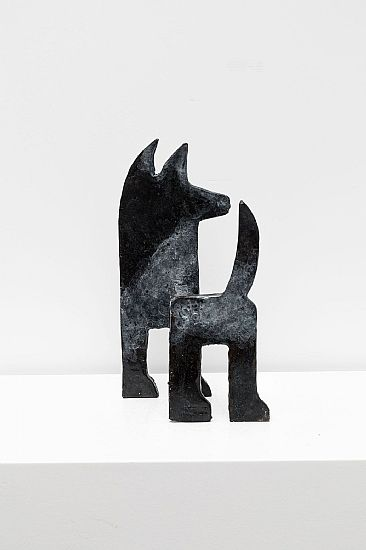 Seamus Connolly - Black and White dog