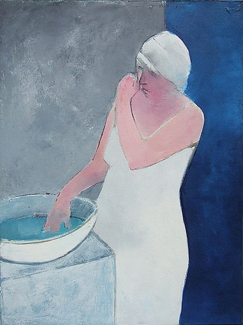 Cormac O'Leary - Blue Night Bather