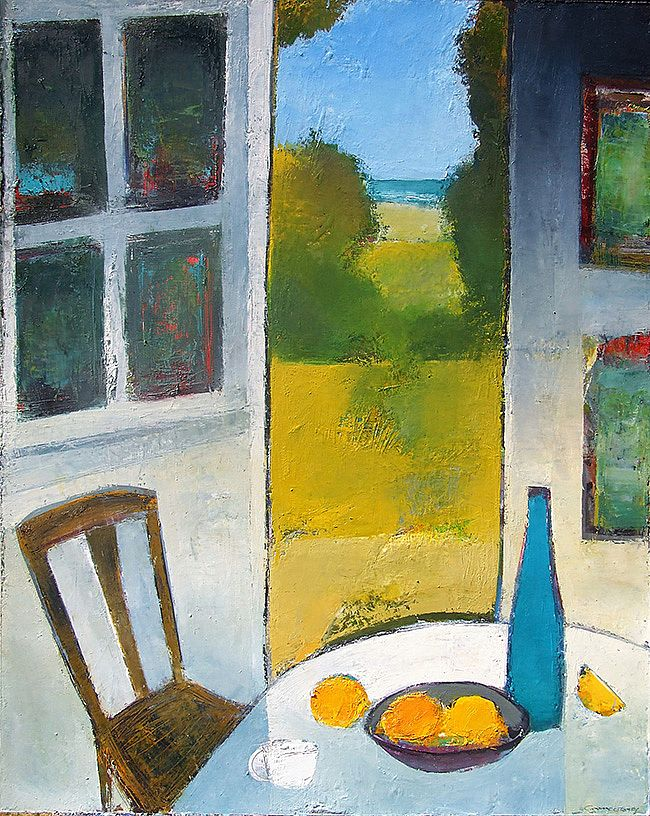Cormac O'Leary - Breakfast at Bonnards