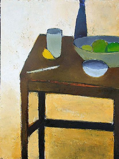 View Cezanne's Table