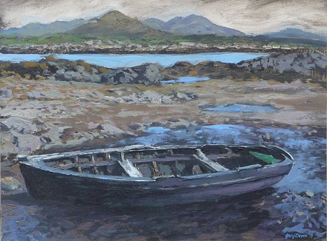 Gary Devon - Connemara Vessel