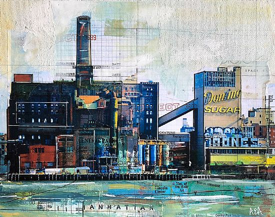 Anna  Allworthy - DONIMO SUGAR FACTORY, NEW YORK