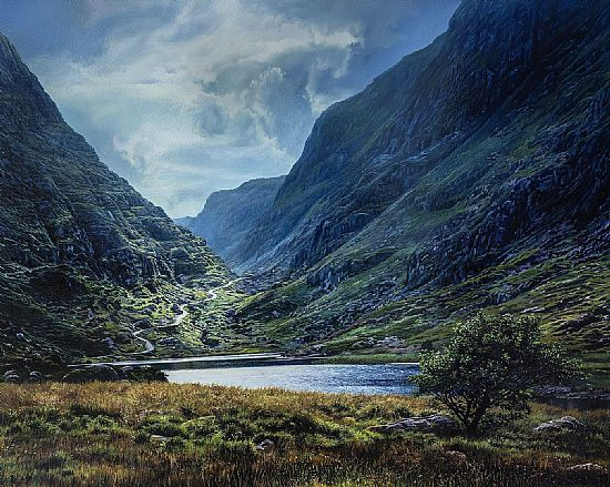 View The Name of the Wind , Gap of Dunloe