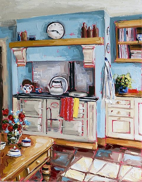 Roisin  O'Farrell - Querrin Kitchen