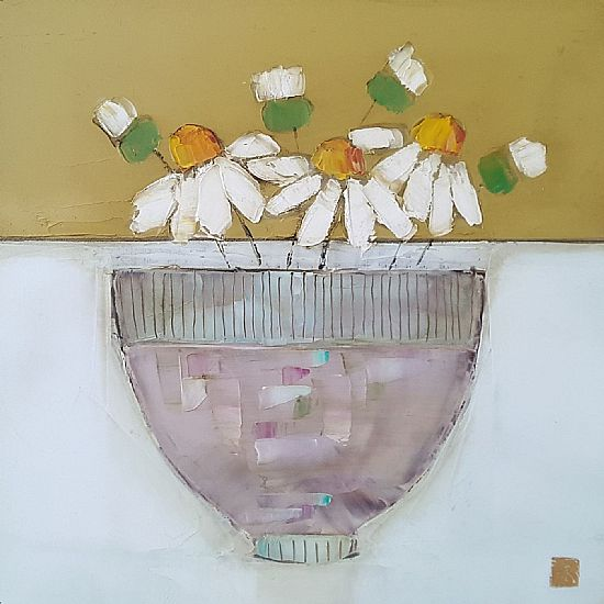 Eithne  Roberts - Daisy bowl