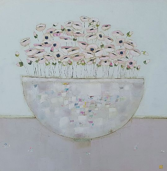 Eithne  Roberts - End of summer bowl