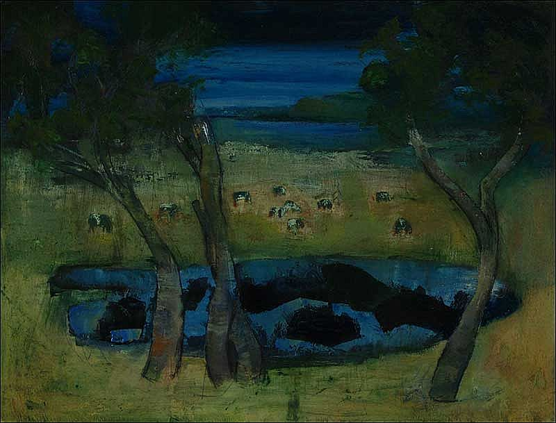 Brian McDonagh - Evening Cattle Sligo