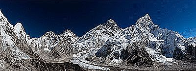 Unknown - Everest panorama
