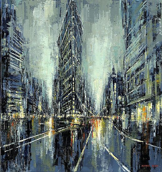 Nathan  Neven - Flat Iron Building