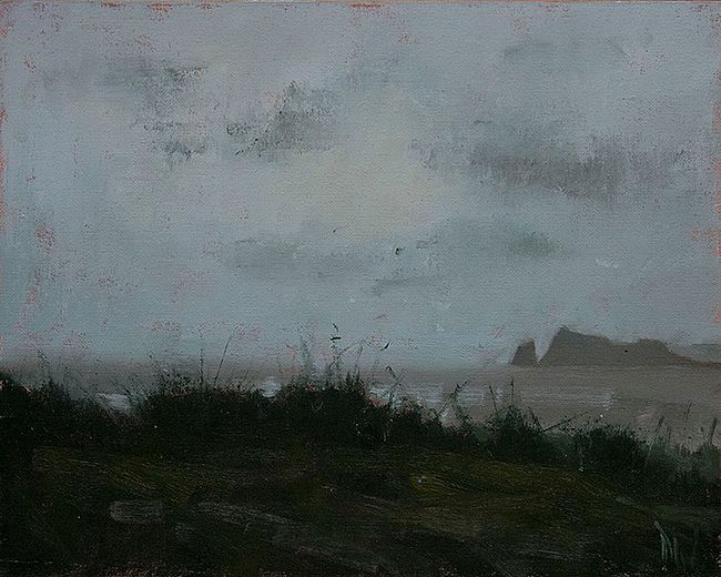 Dave West - Grey Day, Donabate