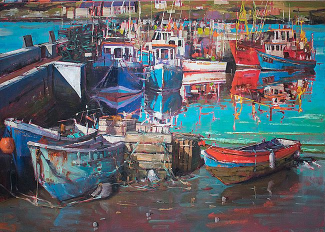 Dave West - Harbour, Port Magee