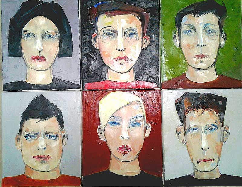 Christy Keeney - Head Count IV