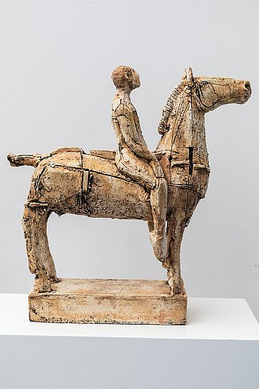 Christy Keeney - Horse and Rider