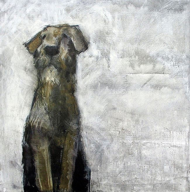 Hound Dog by Heidi  Wickham
