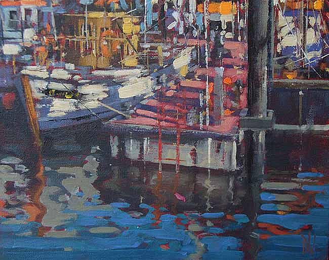 Dave West - Howth Harbour