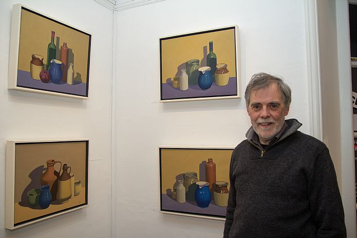 Getting to know Hugh Frazer - Unseen works  April 8th - 14th
