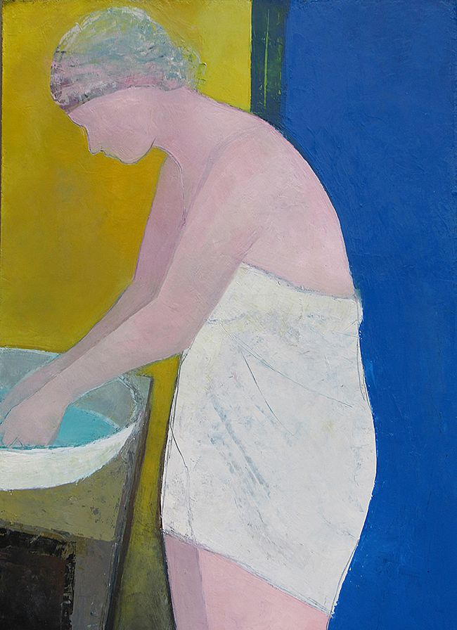 Cormac O'Leary - Night Bather  I