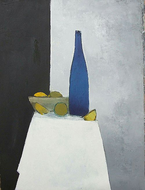 Cormac O'Leary - Night still life