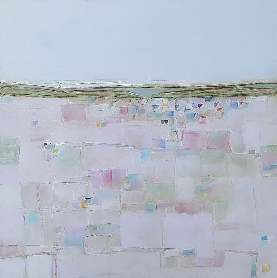 Eithne  Roberts - In the pink
